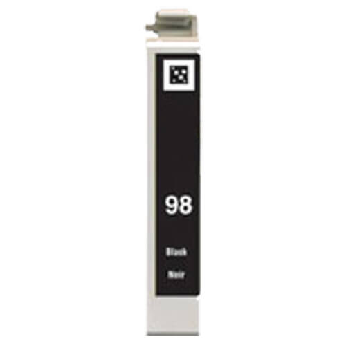 Remanufactured Epson 98 / 99 High Yield Black Ink Cartridge (T098120/T099120/T0981/T0991)