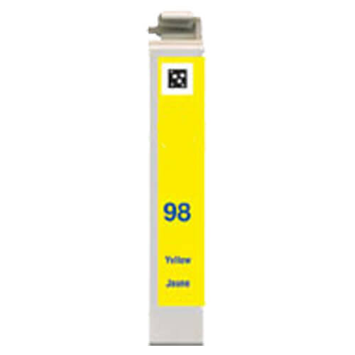 Remanufactured Epson 98 / 99 High Yield Yellow Ink Cartridge (T098420/T099420/T0984/T0994)