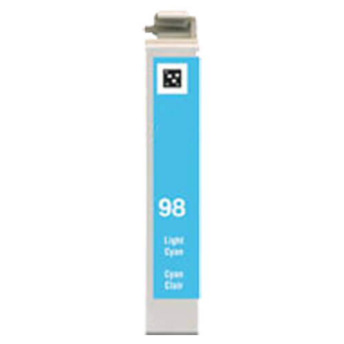 Remanufactured Epson 98 / 99 High Yield Light Cyan Ink Cartridge (T098520/T099520/T0985/T0995)