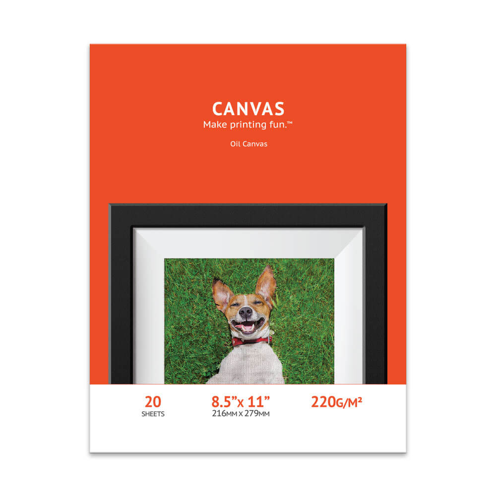 Canvas | Sheet | Pack | Oil