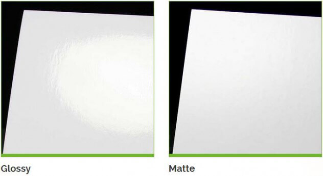 Image Gallery Matte Finish Paper