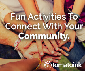 fun community activities