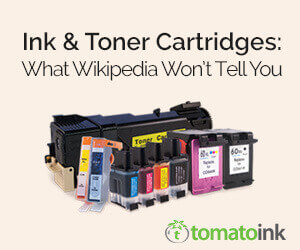 ink and toner facts