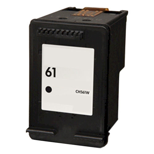 HP 61 CH561WN Replacement Black Ink Cartridge